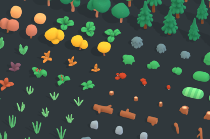 Environment-Pack-Nature-Forest