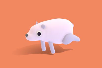 Quirky-Series-Artic-Animals-Polar-Bear