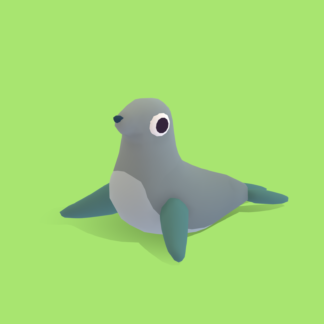 Quirky-Series-Artic-Animals-Seal