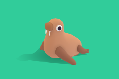 Quirky-Series-Artic-Animals-Walrus