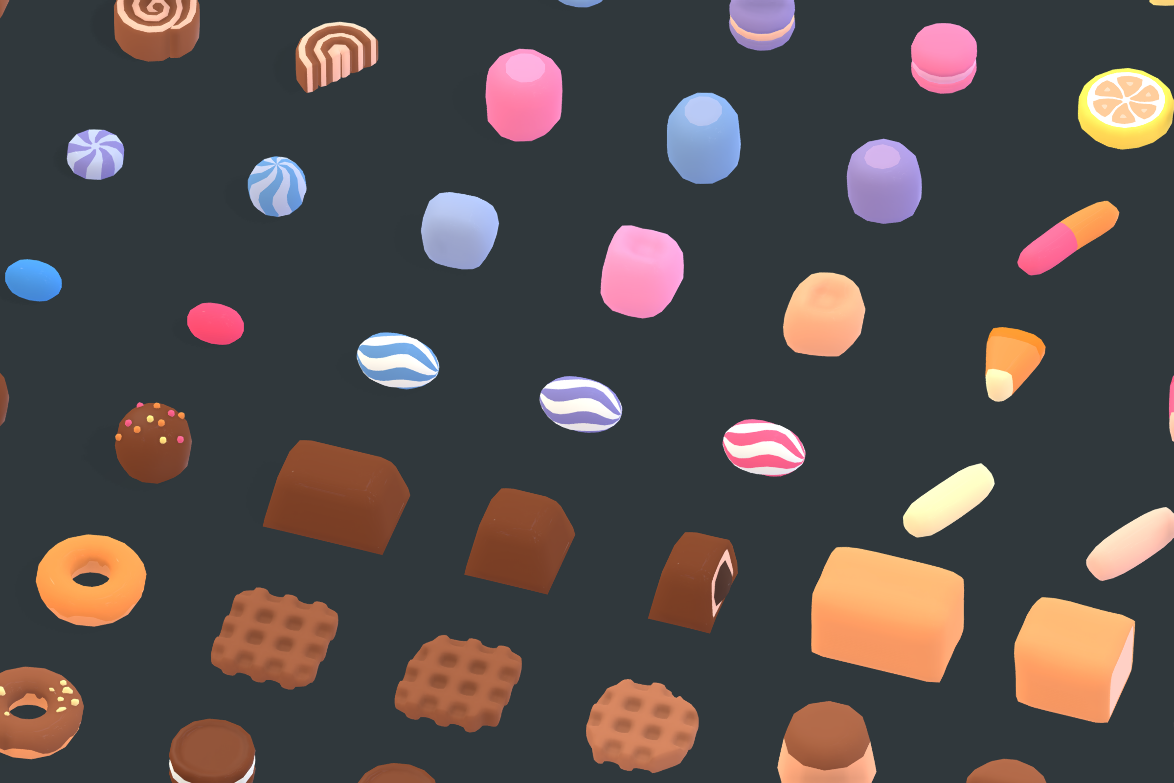 Environment-Pack-Candy-Land