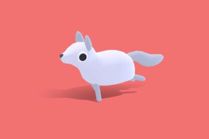 Quirky-Series-Artic-Animals-Artic-Fox