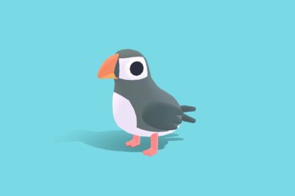 Quirky-Series-Artic-Animals-Puffin