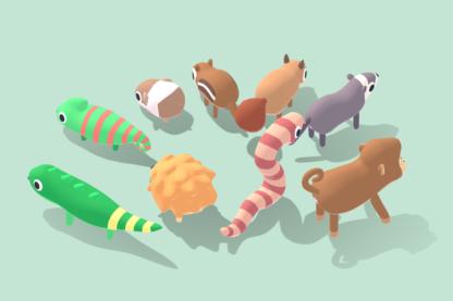 Pet-Animals