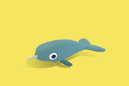 Quirky-Series-Artic-Animals-Narwhal